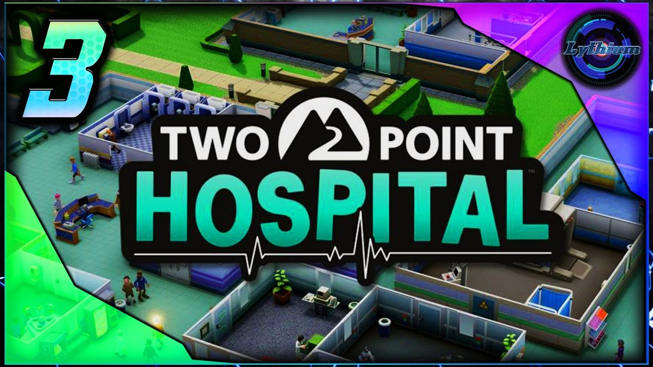 TWO POINT HOSPITAL [FR] La Psychiatrie ! #3