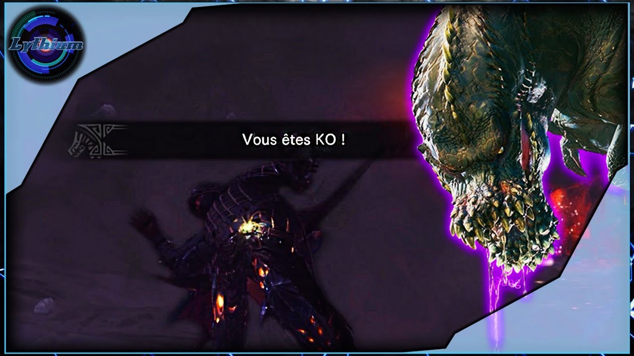 JE N'ETAIS PAS PRET POUR CA…. # Monster Hunter World PC [FR] #9