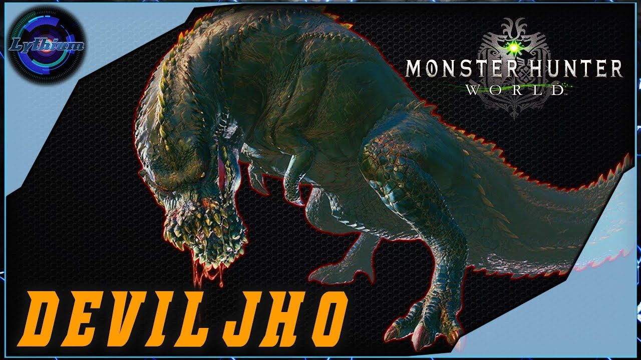 DEVILJHO – Solo # Monster Hunter World PC [FR] #8