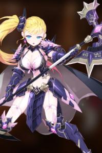 Commander Lorina Rank Epic7
