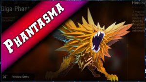Vidéo d'explication sur les Phantasma d'Epic Seven