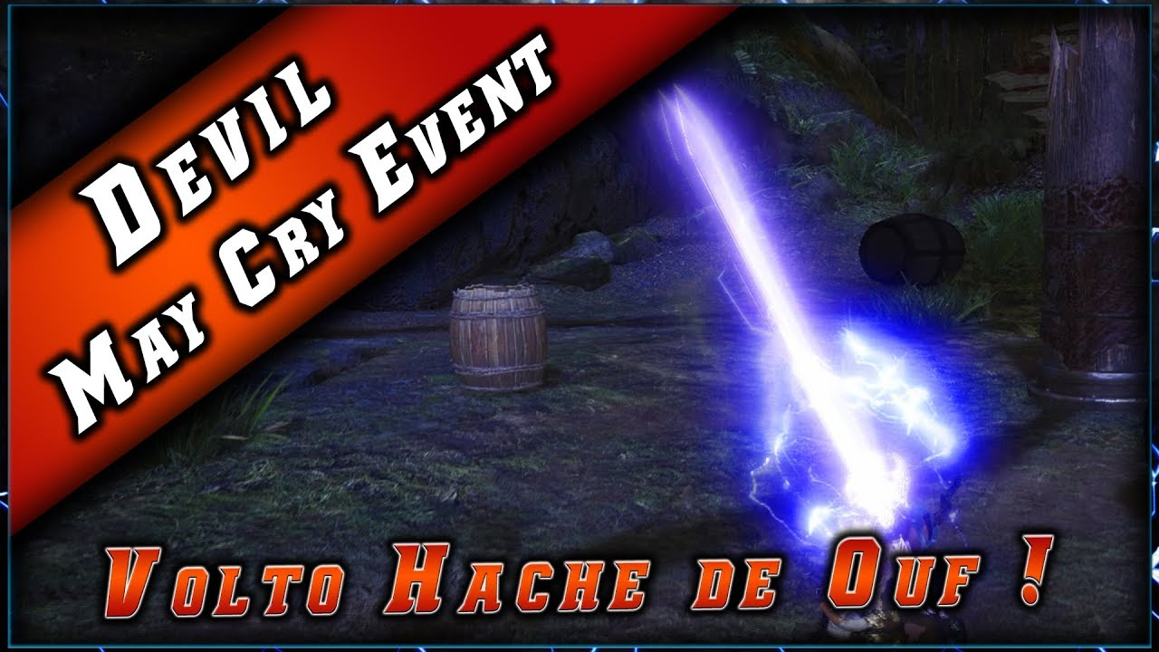 Event Devil May Cry • Guilde et Combat Solo ► Monster Hunter World PC