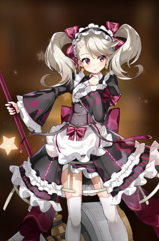 Maid Chloe