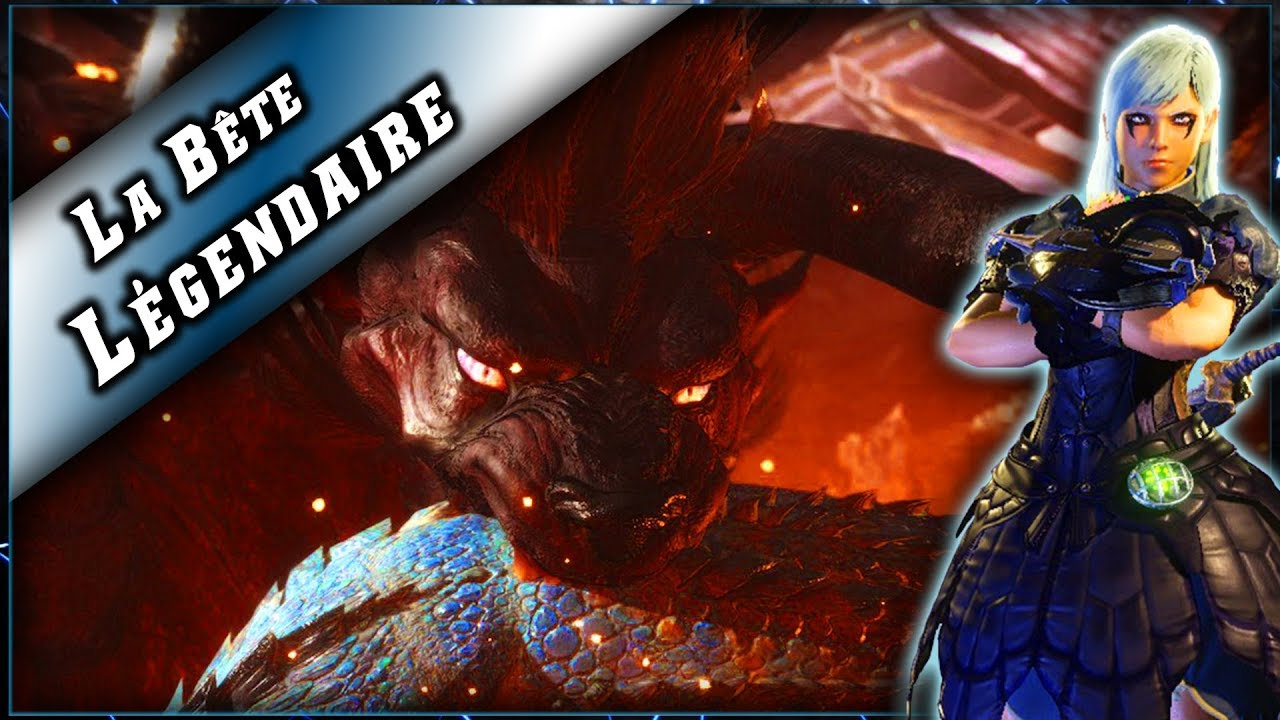 MHW • La bête Légendaire ► Monster Hunter World PC