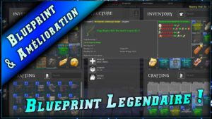 craft blueprints Rare
