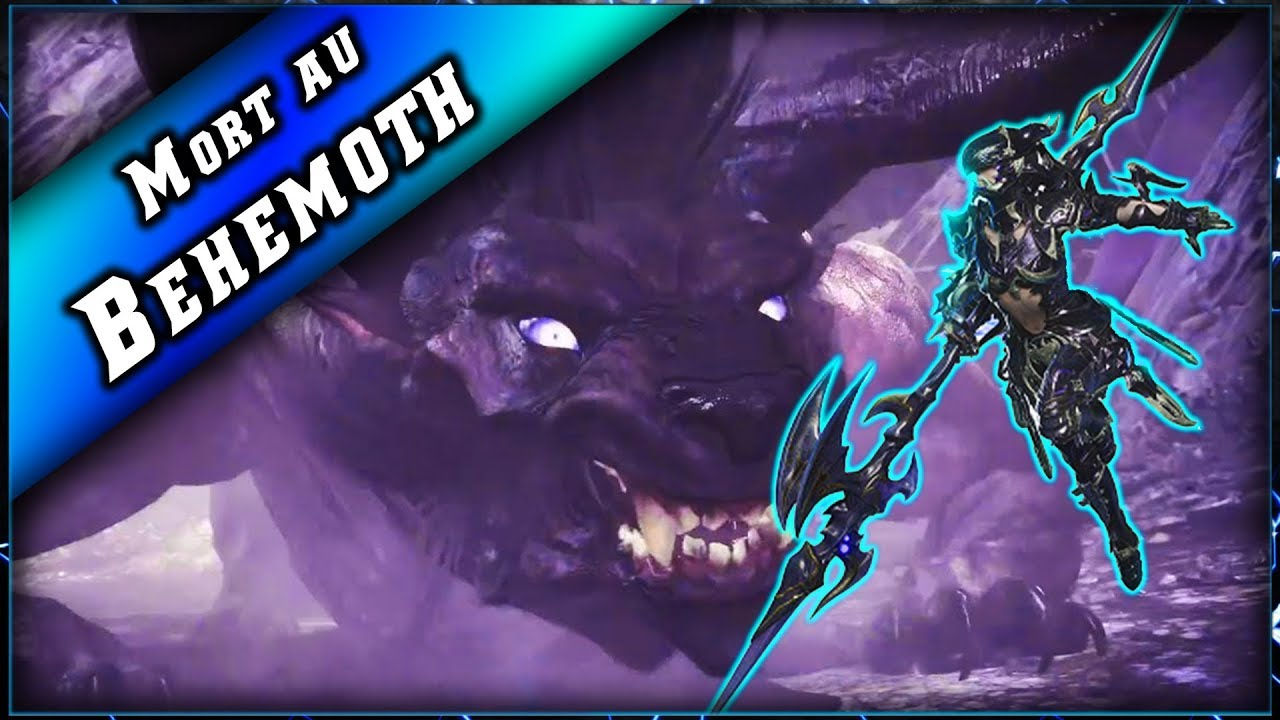 MHW • On Down le BEHEMOTH ! ► Monster Hunter World PC