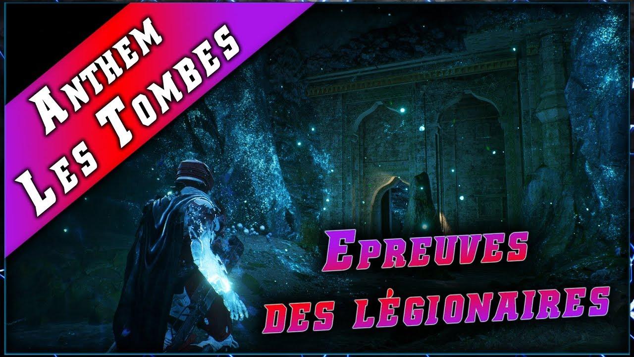 Guide sur la quête principale : Tombes Des Légionnaires