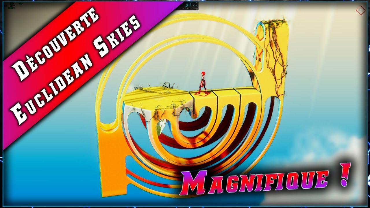 Euclidean Skies • Magnifique ! ► Découverte & Gameplay