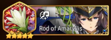 Rod of Amaryllis