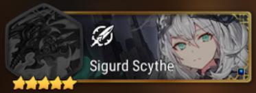 Sigurd Scythe