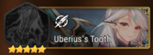 Uberius s Tooth