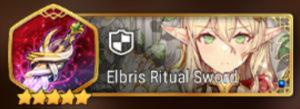 Elbris Ritual Sword