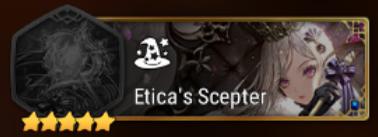Etica's Scepter