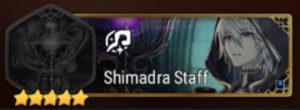 Shimadra Staff