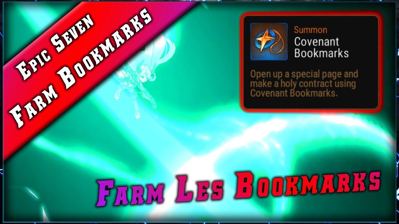 Epic Seven • Farm les Bookmarks ► [ Epic7 FR ]
