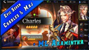 Guide et review de Charles ainsi que les nouveaux Moonlight