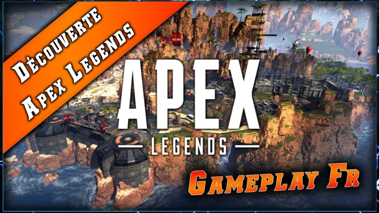 Apex Legends • Mon premier Battle Royale ► Découverte & Gameplay