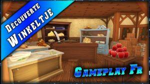 Vidéo Découverte sur Winkeltje.Découverte et Gameplay de Winkeltje