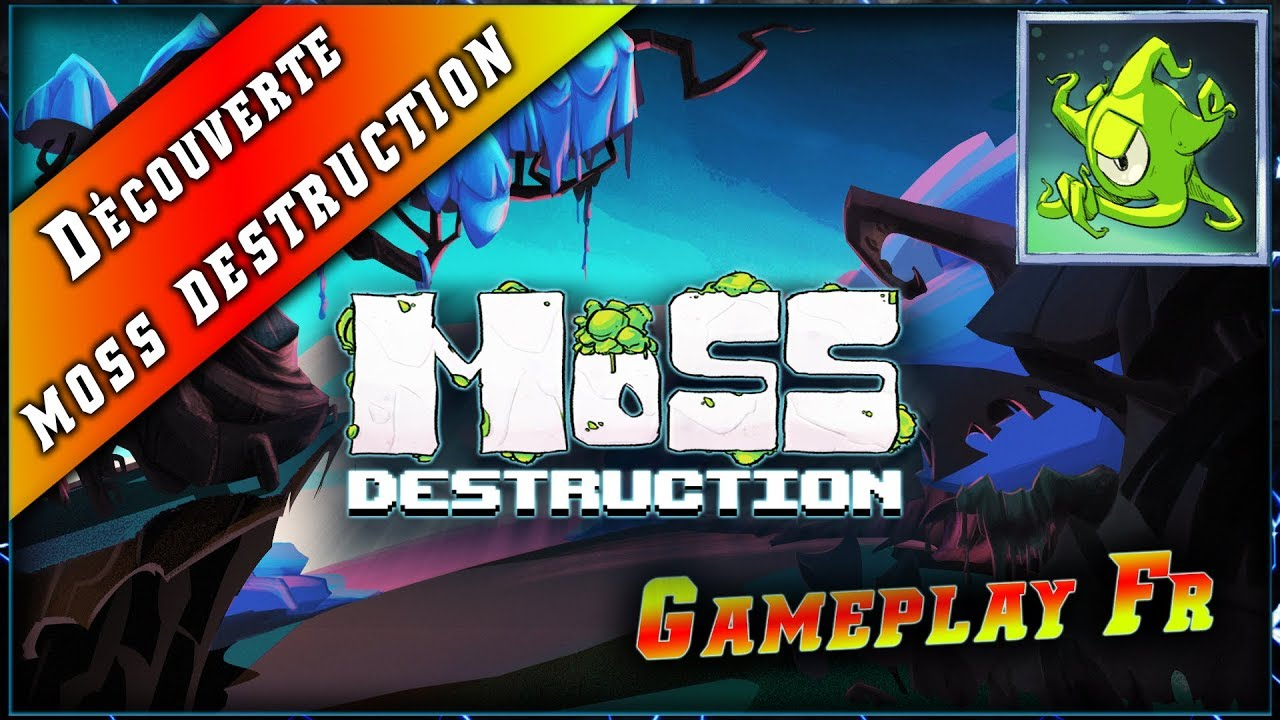 Moss Destruction • Un Rogue like de Destruction ! ► Découverte & Gameplay