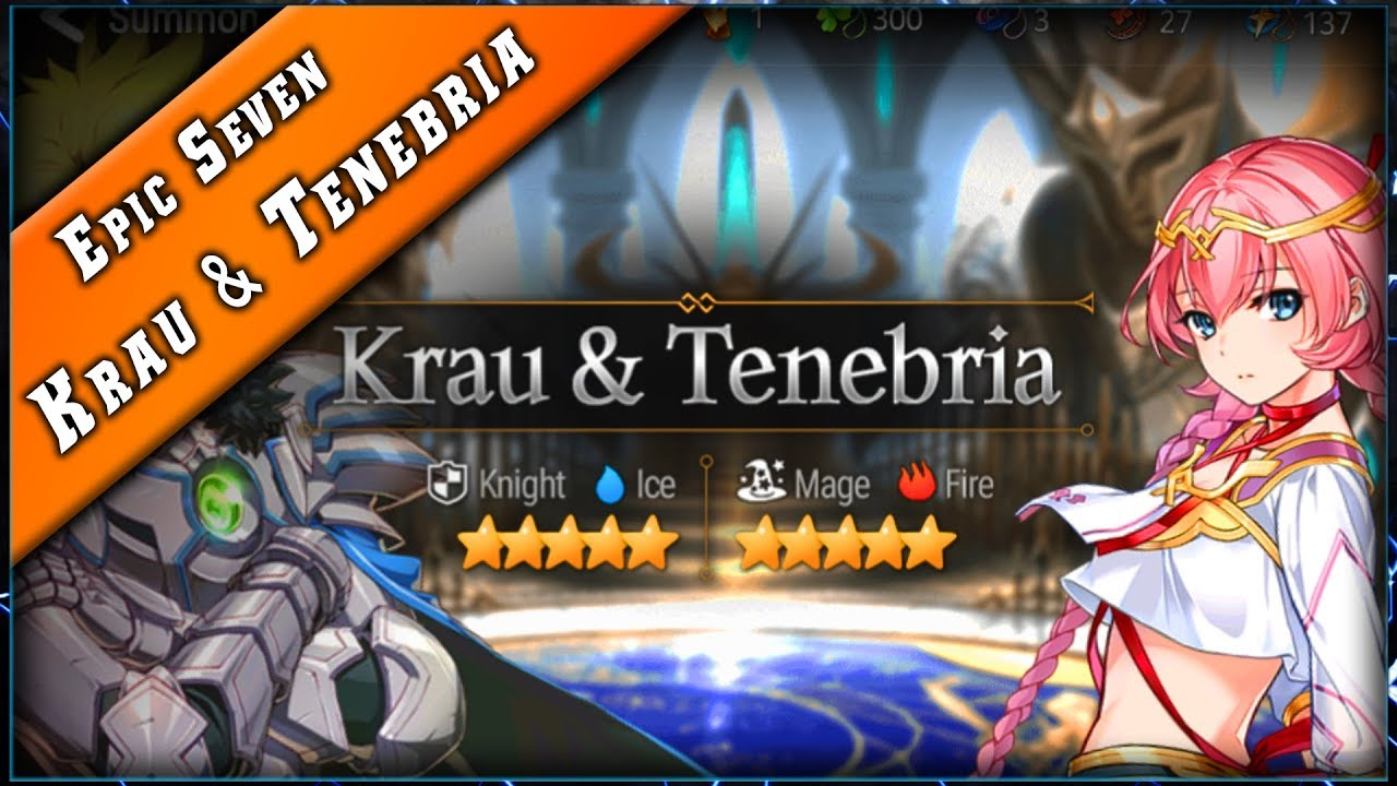 Guide et review de Krau & Tenebria.