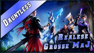 Dauntless • Realese & Beaucoup de Nouveautés ► Dauntless Epic Games Gameplay