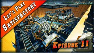 Satisfactory • Plaque renforcer Full Automatique ! ► Let's Play & Guide #11