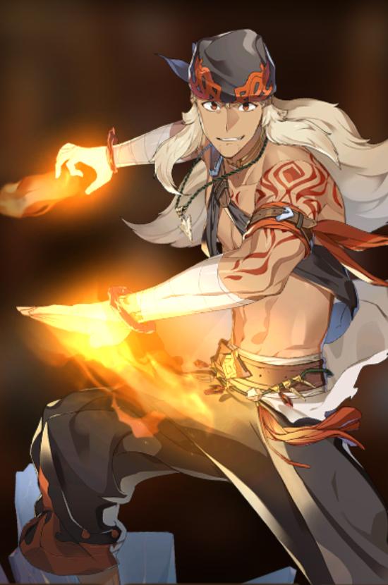 Khawazu Hero Epic 7