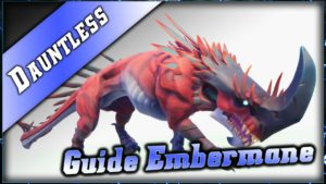 Dauntless • Guide Chasse Embermane ► Dauntless Epic Games Gameplay