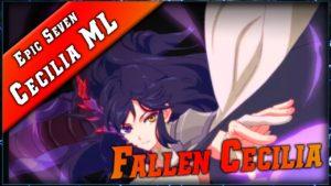 Epic Seven • Fallen Cecilia Analyse & Maj ► [ Epic7 FR ]
