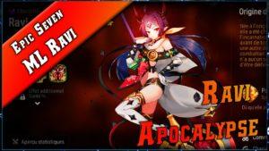 Epic Seven • Ravi Apocalypse Analyse & Maj Charlotte ► [ Epic7 FR ]