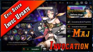 Epic Seven • Update Invocations ► [ Epic7 FR ]