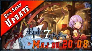 Epic Seven • Update Anniversaire - Des Cadeaux ! ► [ Epic7 FR ]