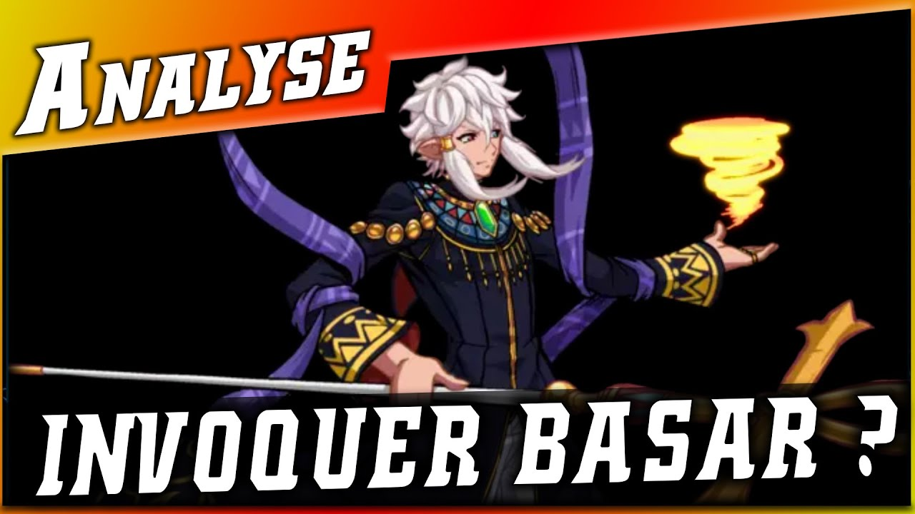 Epic 7 • Invoquer Basar ? God Tier ? Analyse ►【Epic Seven】