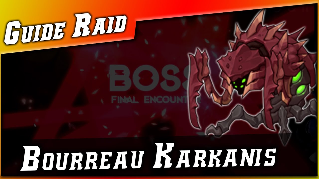 Guides • Bourreau Karkanis – Boss Raid Azmakalis Normal ►【Epic Seven】
